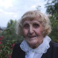 Współczesny portret Józefy Karnat. Fot. Sylwia Doliszna